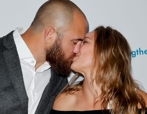 Ronda Rousey reveals she's ready for a baby