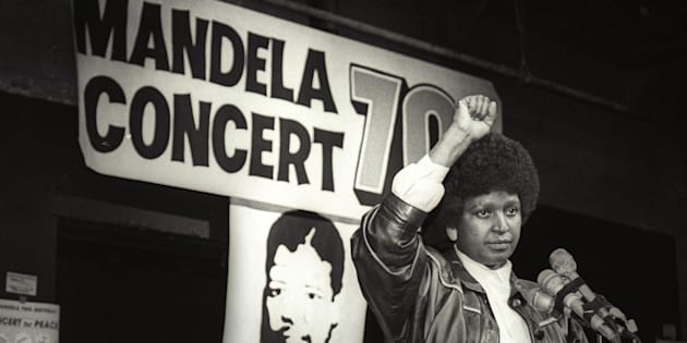 Winnie Madikizela-Mandela carved her own political identity in the struggle for freedom.