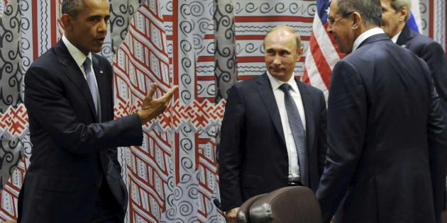 Entre les États-Unis et la Russie, la guerre froide avant le réchauffement?