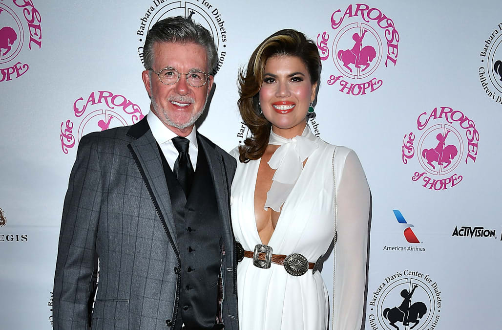 Alan Thicke's love story with his wife of 17 years, Tanya