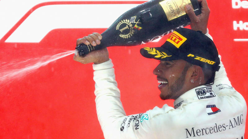 Lewis Hamilton retakes F1 lead with 'miracle' victory in Germany