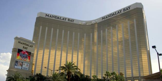 Las Vegas: Faire feu sur la foule depuis sa chambre d'hôtel à des dizaines de mètres, un mode opératoire inédit