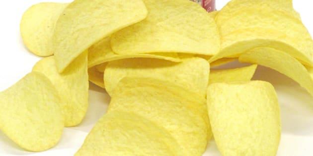 Vous mangez mal vos Pringles depuis tant d'années