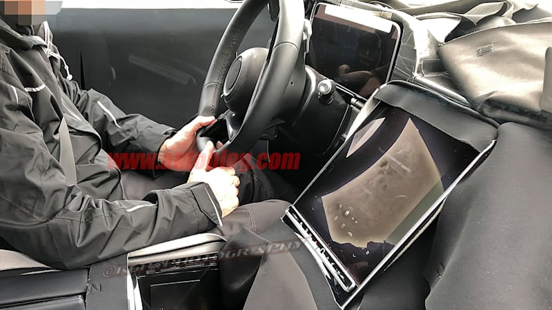 What\\\\\\\\\\\\\\\\\\\\\\\\\\\\\\\'S The Best Tablet For 2020 2020 Mercedes Benz S Class center screen is enormous   Autoblog