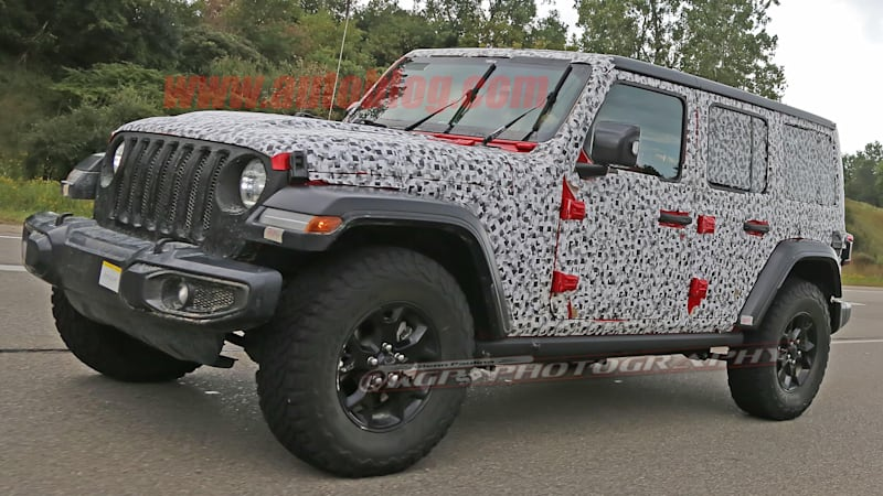 2018 Jeep Wrangler four-cylinder could be incredibly potent