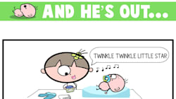 Mom's Too-Real Comics Poke Fun At The Chaos Of