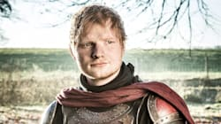 Your Favorite 'Game Of Thrones' Star Hated That Ed Sheeran Cameo