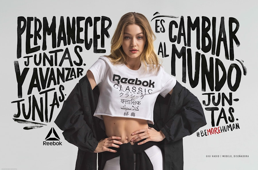 La modelo Gigi Hadid.