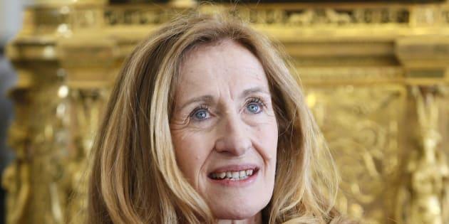 """Nicole Belloubet, une """"Sage"""" et ancienne élue PS à la Chancellerie."""