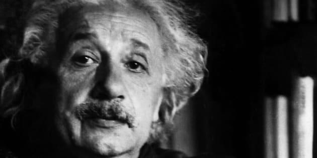 Albert Einstein ne croyait pas à cette partie de la physique quantique.