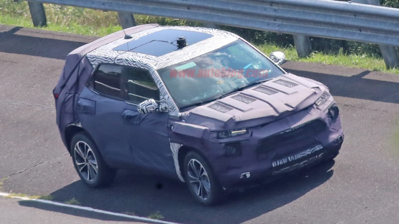 2020 Chevy Trax And Buick Encore Spied Testing Automotive News