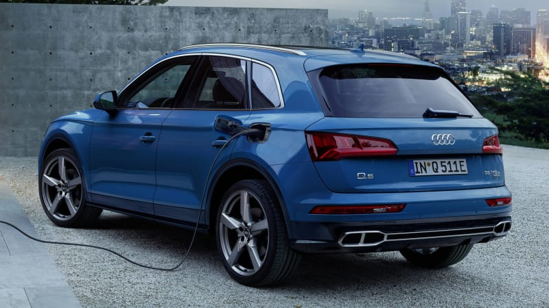 2020 Audi Q5: Plug-in Hybrid, Changes, Release >> Audi Q5 Plug In Hybrid Revealed But America Will Have To