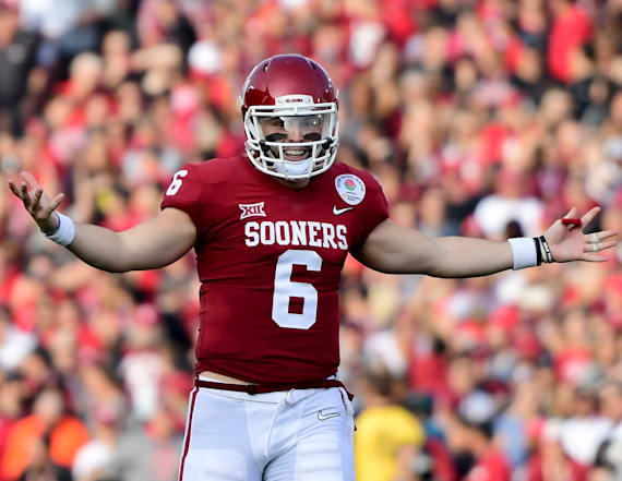 Baker Mayfield addresses his '#GetMeToMiami' comment