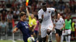 Malgré le but de Balotelli, Nice tenu en échec face à