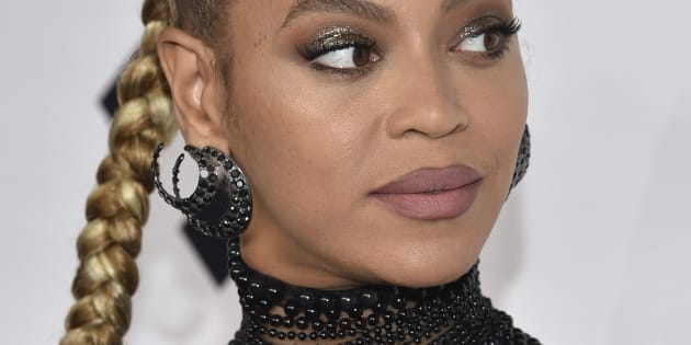 La cantante Beyoncé, en octubre de 2016, en Nueva York (EE UU).