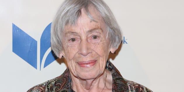 Ursula K. Le Guin (2014)