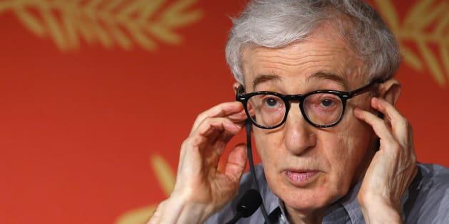 """""""Yo debería ser la cara del movimiento #MeToo"""": Woody Allen"""