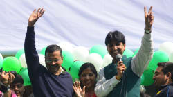 AAP Puts Kumar Vishwas In-Charge Of Rajasthan, Suspends MLA Who Called Him BJP-RSS