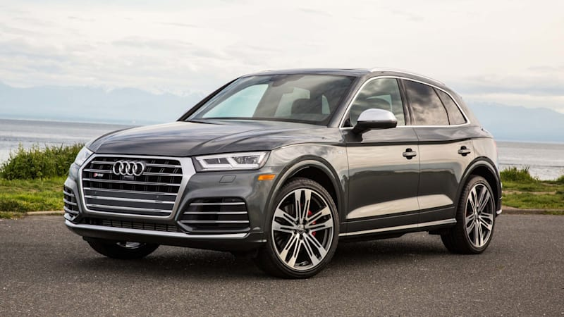 2016 Audi Q5 0 60 Time >> Power For The People Who Need Crossovers 2018 Audi Sq5 First Drive