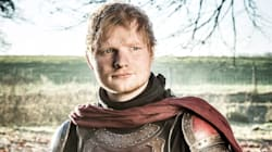 Your Favourite 'Game Of Thrones' Star Hated That Ed Sheeran Cameo
