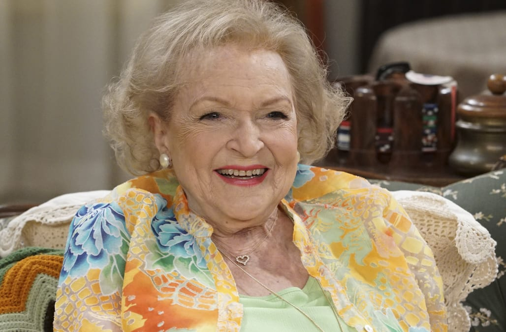 Heres how betty white is celebrating her milestone 96th birthday heres how betty white is celebrating her milestone 96th birthday bookmarktalkfo Images