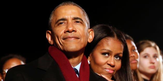 La lettre de soutien pleine d'espoir des Obama aux rescapés de Parkland qui se battent contre les armes