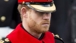 Prince Harry Criticized For Having Beard During Remembrance Day