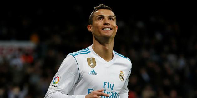 La star d'Instagram en 2017 c'est... Cristiano Ronaldo