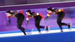 Patinage de vitesse longue piste: les Canadiennes en demi-finales en poursuite par