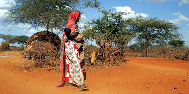 Le changement climatique met les femmes en première ligne.