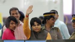 Sabarimala: Trupti Desai Still Stuck In Airport, Says No Question Of Going