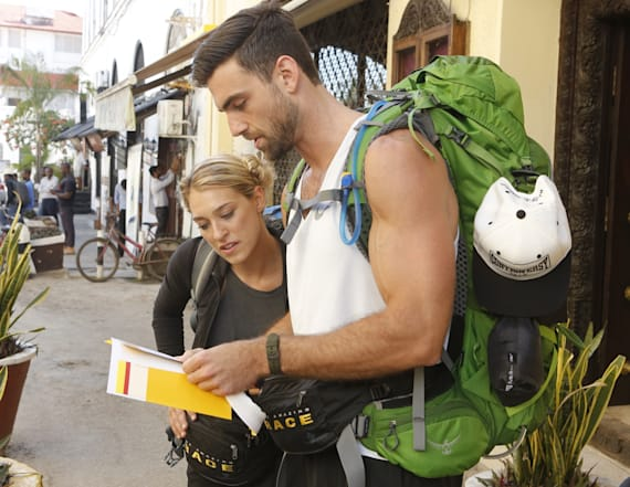 Surprising amount 'Amazing Race' contestants make