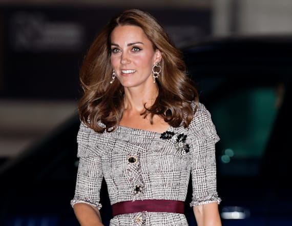 Kate Middleton's best style moments of 2018