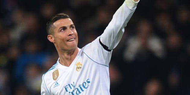 Cristiano Ronaldo remporte le Ballon d'Or 2017