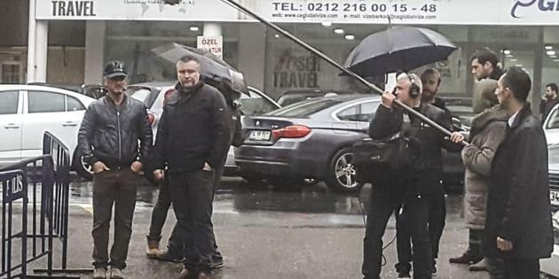 Sean Penn se trouvait à Istanbul pour un documentaire sur Jamal Khashoggi, ce mercredi 5 décembre.