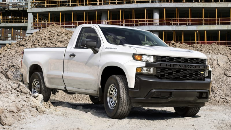2019 Chevrolet Silverado 1500 Regular Cab On Sale Early This