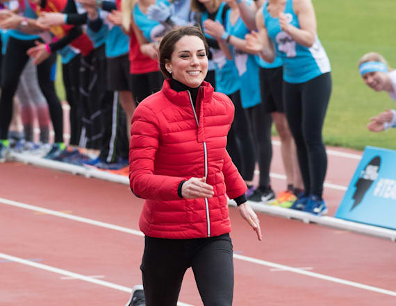 Why Kate Middleton isn't allowed to run marathons