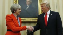 Primera ministra del Reino Unido dejará que EU y México arreglen sus diferencias