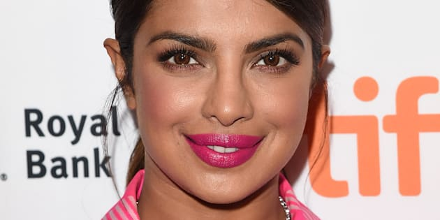 Priyanka Chopra attends the 'Pahuna: The Little Visitors' premiere during the 2017 Toronto International Film Festival on September 7, 2017 in Toronto.  (J. Merritt/WireImage)