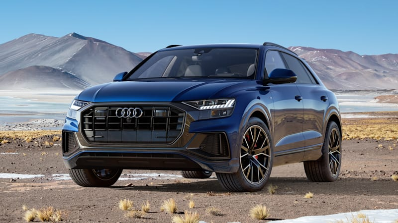 Best Gas Prices >> Audi releases pricing for 2019 Q8 SUV: Begins at $68,395 - Autoblog