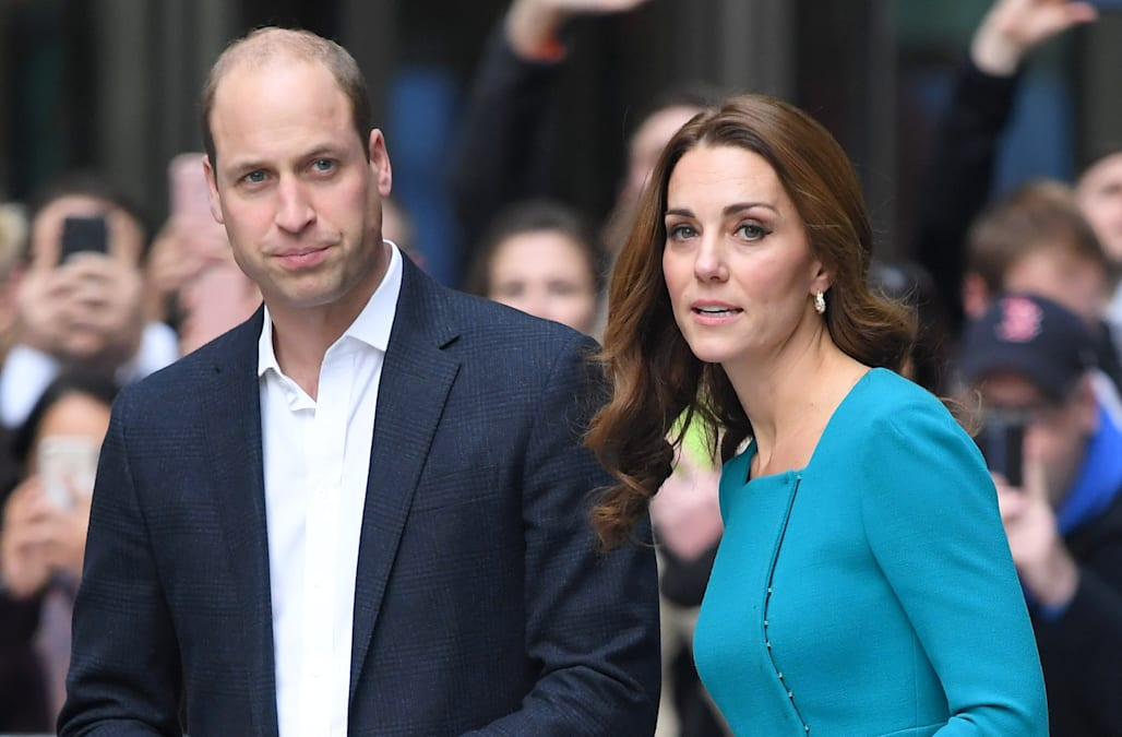 00f4fb9c65e6 How Kate Middleton avoids  overshadowing  Prince William - AOL ...