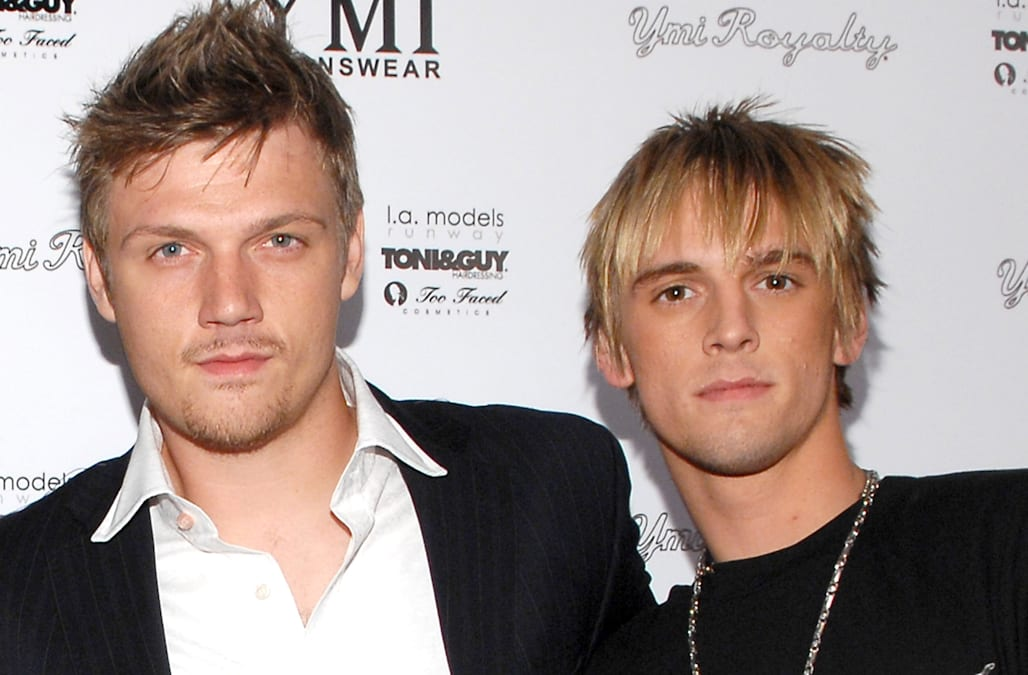 Nick and Aaron Carter mourn father's death at 65: 'My ...