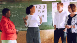 Former PM Julia Gillard And Rihanna Unite To Empower Impoverished Students In