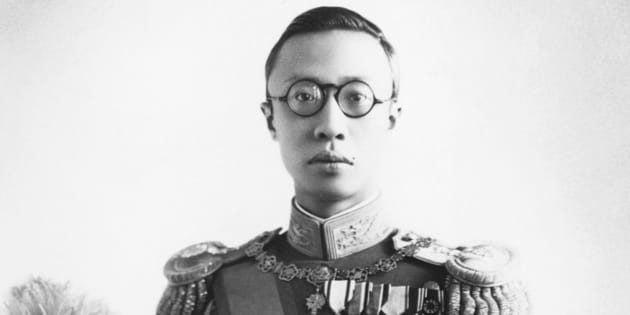 愛新覚羅溥儀(1906-67)
