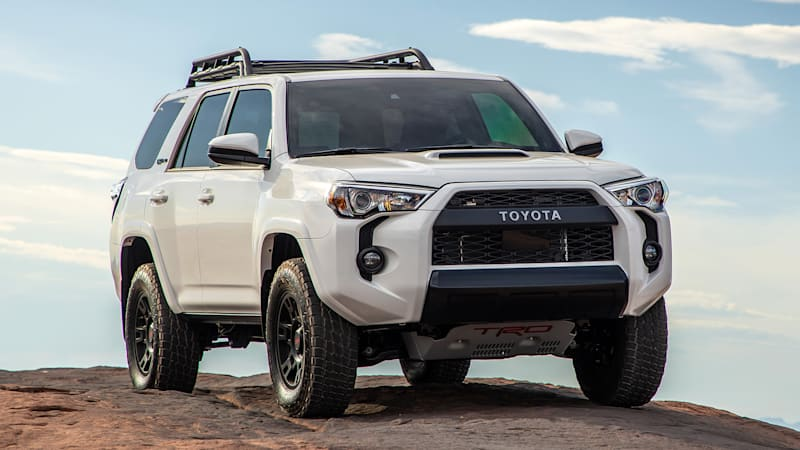 2020 Toyota pricing for Tundra, 4Runner and Sequoia is out, and they're all more expensive