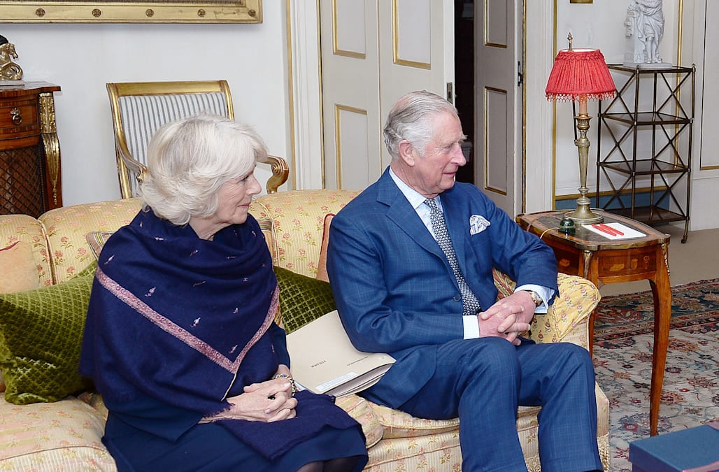 You Can Take A Look Inside Prince Charles And Duchess Camillau0027s Home At  Clarence House