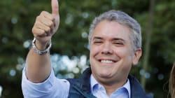 Iván Duque se lleva la primera vuelta de las elecciones en