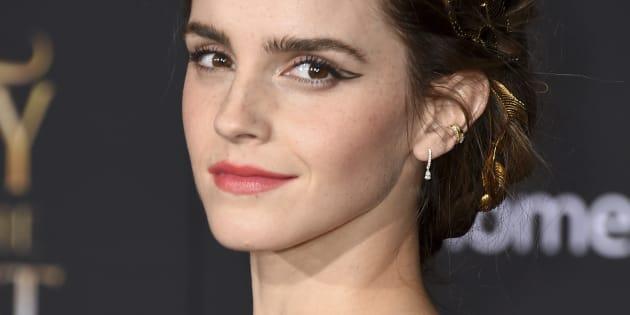 Emma Watson se reunió con sus compañeros de 'Hogwarts'