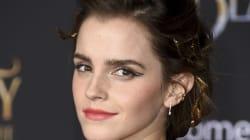 La mágica reunión de Emma Watson con dos actores de 'Harry
