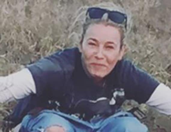 Chelsea Handler shares photo of herself peeing